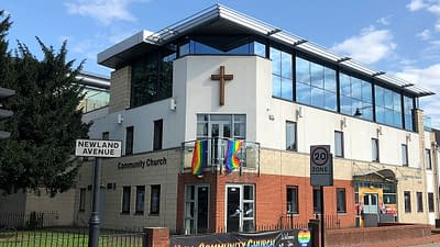 View of Hull Community Church